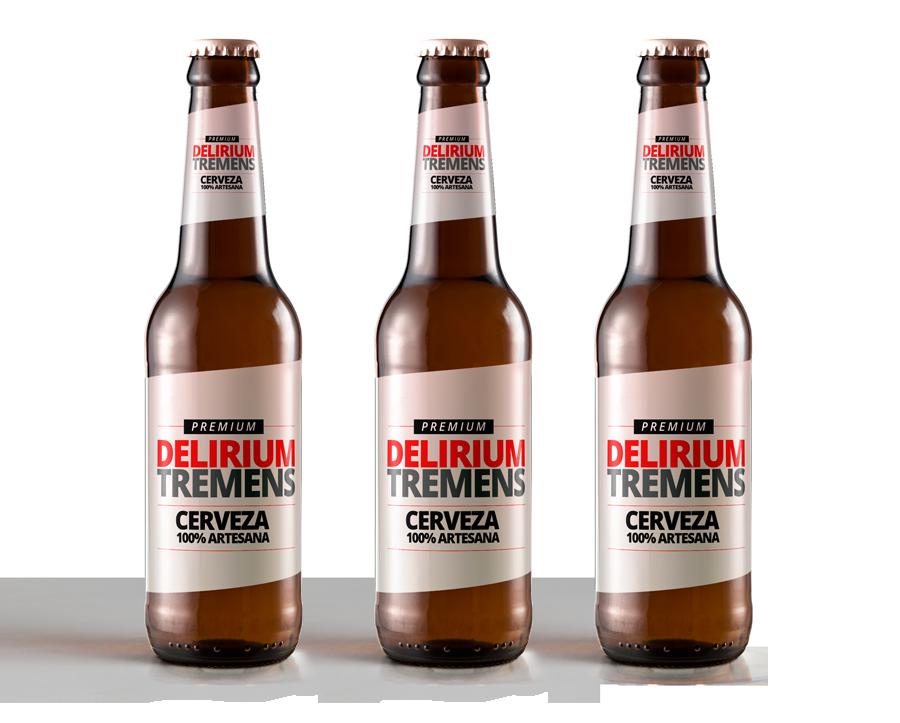 Etiquetas de cerveza para botellas