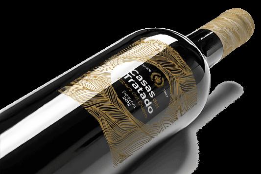 Etiquetas personalizadas vino
