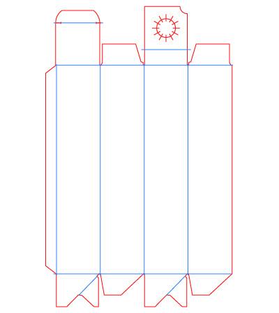 ¿Cómo hacer cajas para botellas?