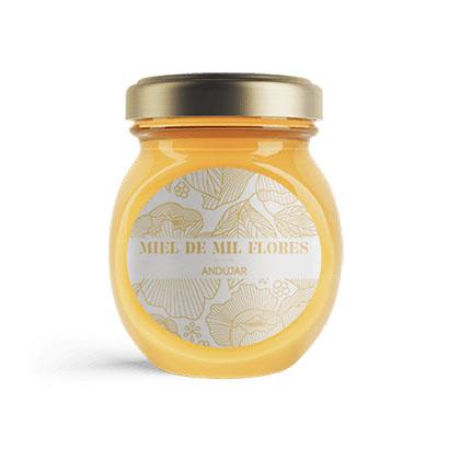 Etiqueta miel
