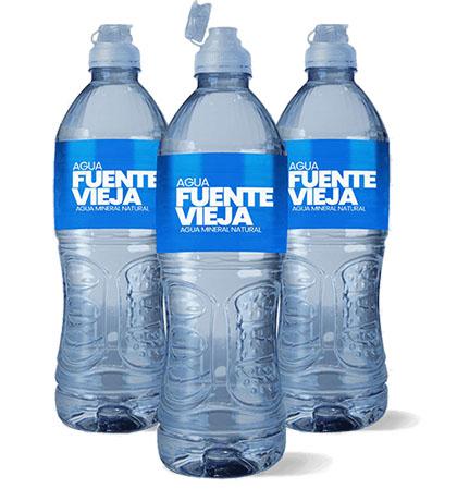 Etiquetas personalizadas agua